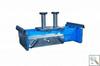 Standard air hydraulic single ram -- FL Range of Twin Ram Heavy Duty Jacking Beams
