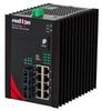 NT24k®-10GXE2 Managed Gigabit Ethernet Switch, SC 80km -- NT24k-10GXE2-SC-80 -Image