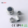 Through Type Brass Cable Glands -- MIV-Through Type Brass Cable Glands - Image