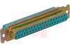connector,d-subminiature,crimp and pokereceptacle,contacts included,37 position -- 70039641