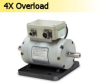 Precision Digital Torquemeters - 4X, Shaft -- 49700V Series