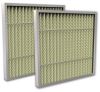 Z-LINE High Temperature Pleated Filters