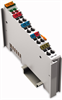 1-channel input module; for resistor bridges (strain gauge) -- 750-491
