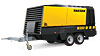 Towable Diesel Air Compressor -- M350