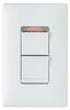 Combination Switch/Pilot Light -- TM811-PLWCC - Image