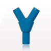 Y Connector, Blue -- 218251 -Image