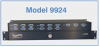 5-Channel DB9 A/B Network Switch, Simultaneous Switching -- Model 9924 -Image