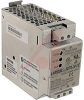 Power Supply, DIN Rail Mount; 170 to 265/85 to 132 VAC; 47 to 63 Hz; 97 mm -- 70176884 - Image