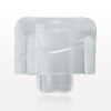 Non-Vented, Threaded Male Cap Plug, Natural -- 65818
