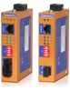 Unmanaged Industrial Ethernet Media Converters -- HEMC2 Series -Image