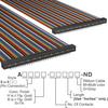 Rectangular Cable Assemblies -- A8MMS-6018M-ND -Image