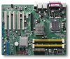 ATX Intel® Core™2 Quad LGA775 Industrial Motherboard -- M-322 - Image