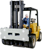 Fork Lift Truck Scales -- QTLTSC Class IV Certified