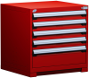 Heavy-Duty Stationary Cabinet (with Compartments) -- R5ADG-2805 -Image