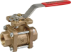 Bronze Bolted In-Line Valve -- VVA Series -Image