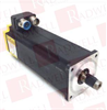 ASEA BROWN BOVERI BSM80B-175AA ( SERVO MOTOR, S2P100W014G1, 7.71 AMP, 300VAC, 0.57 KW, 4000RPM, 14.4 LB-IN CONTINUOUS STALL TORQUE, 2.59 A CONTINUOUS STALL AMPS ) -Image