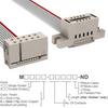 Rectangular Cable Assemblies -- M3AGK-1036J-ND -Image