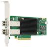 Gen 6 (32GFC) Dual-port Fibre Channel Host Bus Adapter -- LPe32002 FC Host Bus Adapter