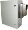 Prepackaged Wall-mount Air Conditioned Enclosure -- 1G302408-C-RE