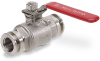 Vacuum Ball Valves -- GO-79302-65