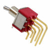 Toggle Switches -- 100DP1T2B4M7RE-ND - Image