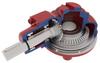 IB Multi-turn Gearbox Series -- AWWA