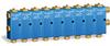 Air Operated Purgex for Liquid, All Liquid Contact Seals Viton, 9 Feeds -- B3162-209