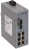 Stratix 2000 6T+2F Port Unmanaged Switch -- 1783-US6T2F -Image