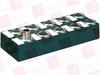 MURR ELEKTRONIK 56606 ( CUBE67 I/O EXTENSION MODULE, 16 DIGITAL NPN INPUTS, CUBE67 DI16 E 8XM12 NPN ) -Image