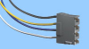 4 Wire Harness for 8354 series modules -- 63500110 -Image