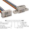 Rectangular Cable Assemblies -- M3CFK-1036R-ND -Image