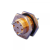 Bulkhead Waveguide Adapter -- QBA - Image