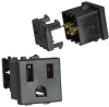 Power Entry Connectors - Inlets, Outlets, Modules -- 486-1083-ND - Image