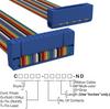 Rectangular Cable Assemblies -- C3BEG-2606M-ND -Image