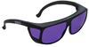 Laser Safety Glasses for Dye -- KOL-8802