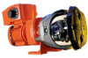 Close-Coupled Industrial Pump With 620RE Loadsure Element Pumphead -- 621F/RE - Image