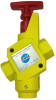 Pneumatic Isolation Valves -- Lockout / Tagout Valves - Image