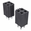 Rectangular Connectors - Headers, Receptacles, Female Sockets -- SAM1212-46-ND -Image