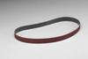 3M 359F Coated Aluminum Oxide Sanding Belt - P120 Grit - 15/64 in Width x 92 1/2 in Length - 16384 -- 051125-16384