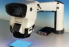 Stereoscopic Magnifier for NDT -- MANTIS UV