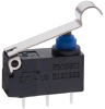 Snap Action, Limit Switches -- 141-WS0850102F070PA-ND