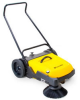 Manual Push Sweeper -- Tornado SWM 31/9