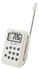 Digi-Sense Calibrated Waterproof Data-logging Thermistor Thermometer -- GO-37803-90