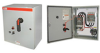 Circuit Breaker Type, Non-Reversing, Three Phase Combination Starter -- A580SM2-70*-Image