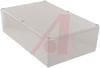 Enclosure;Diecast Aluminum;Gray Finish;7.39L x 4.70W x 2.21H in -- 70148546