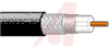 BLACK RG174 (RF100A) TYPE-25AWG-SOLID .018 IN. BARE COPPER-DUOFOIL+90% TIN COPPR -- 70004518