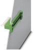 Bulkhead Pluggable Header Male 10A 300V 4-Pos. -- 78037398884-1 - Image