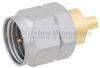 1.85mm Male Connector Solder Attachment For FM-SR047CU-COIL, FM-SR047CU-STR, FM-SR047ALTN-COIL Cable -- FMCN1426 - Image