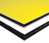 Alumalite Corrugated Plastic with 2-Sided Finished Aluminum
