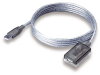40ft USB 2.0 Active Extension Repeater -- AR2510 -- View Larger Image